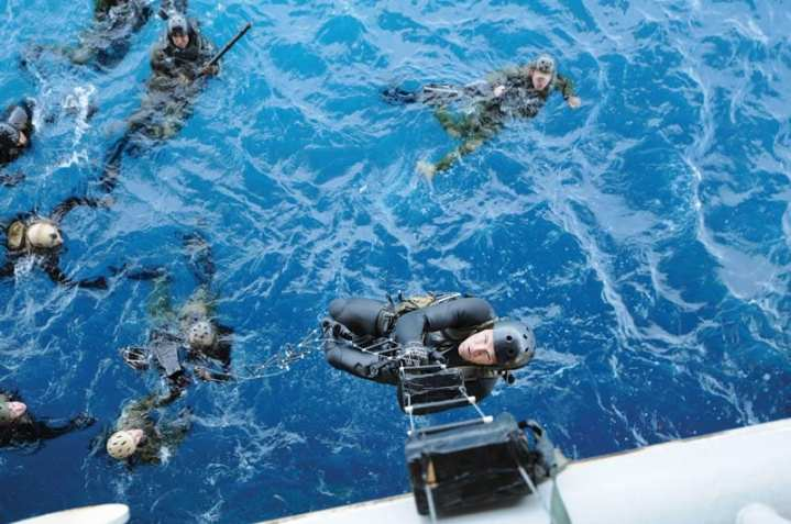 U.S. Navu SEAL Training