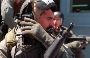Navy SEAL In Operation Desert Storm