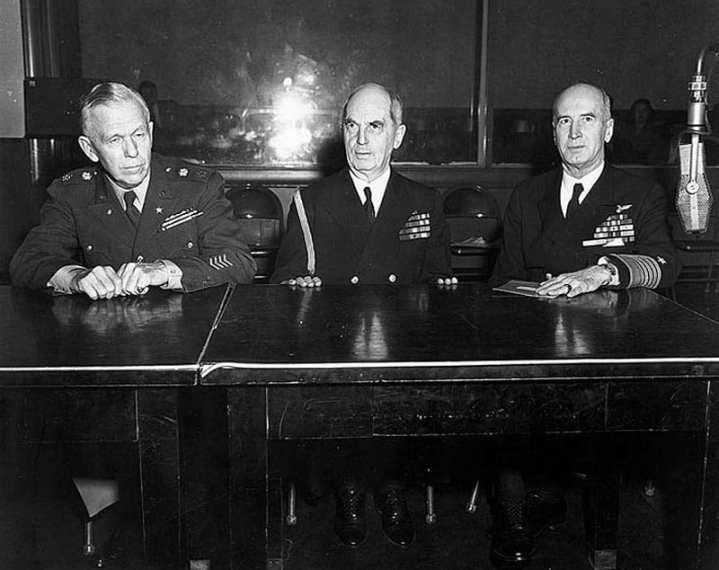 Gen. George C. Marshall