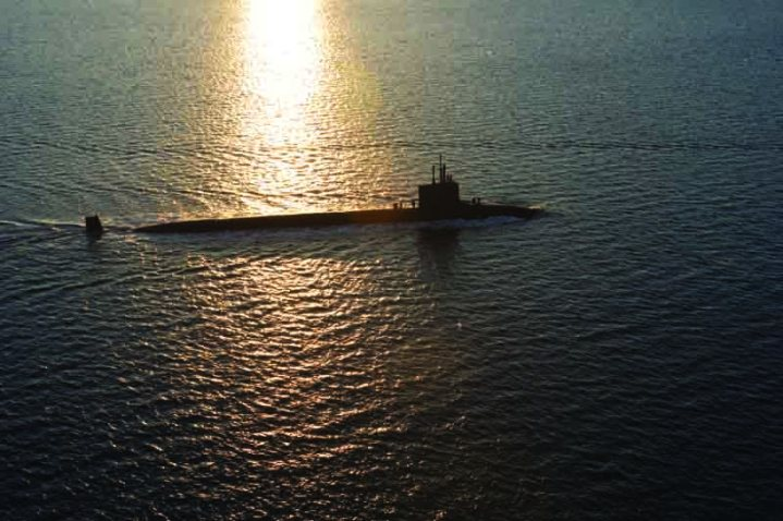 Virginia-Class Attack Submarine Mississippi