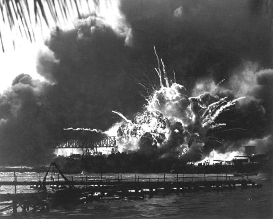 The Attack on Pearl Harbor: Dec. 7, 1941 | Photos