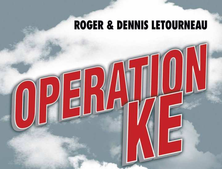 Operation KE Cover Detail
