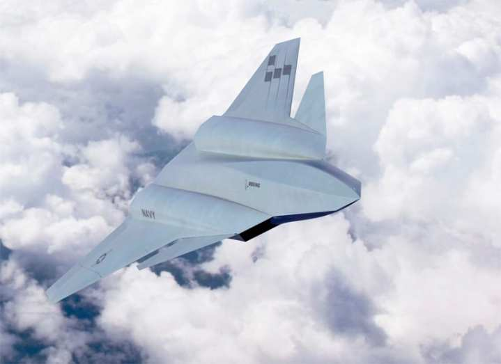FA-XX Unmanned variant