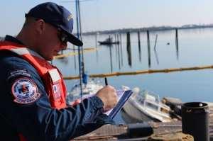 USCG Hurricane Sandy response