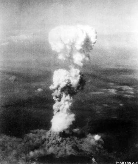 Atomic Bombing Hiroshima