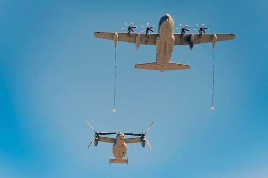 MC 130J CommandoII CV 22 Osprey
