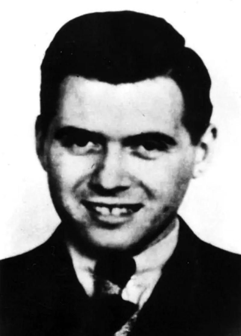 Josef Rudolf Mengele
