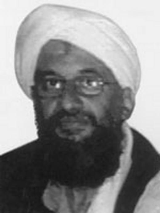 Ayman al Zawahiri