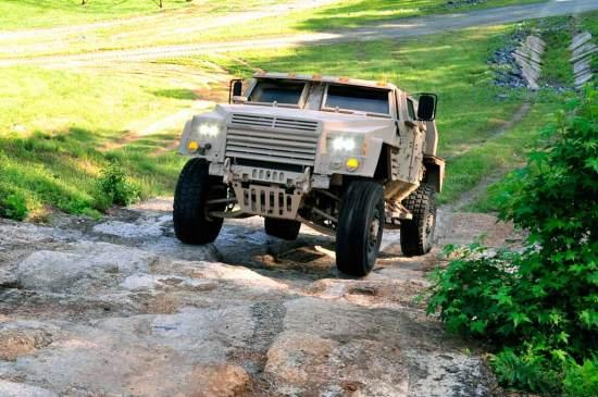 Joint Light Tactical Vehicle (JLTV)