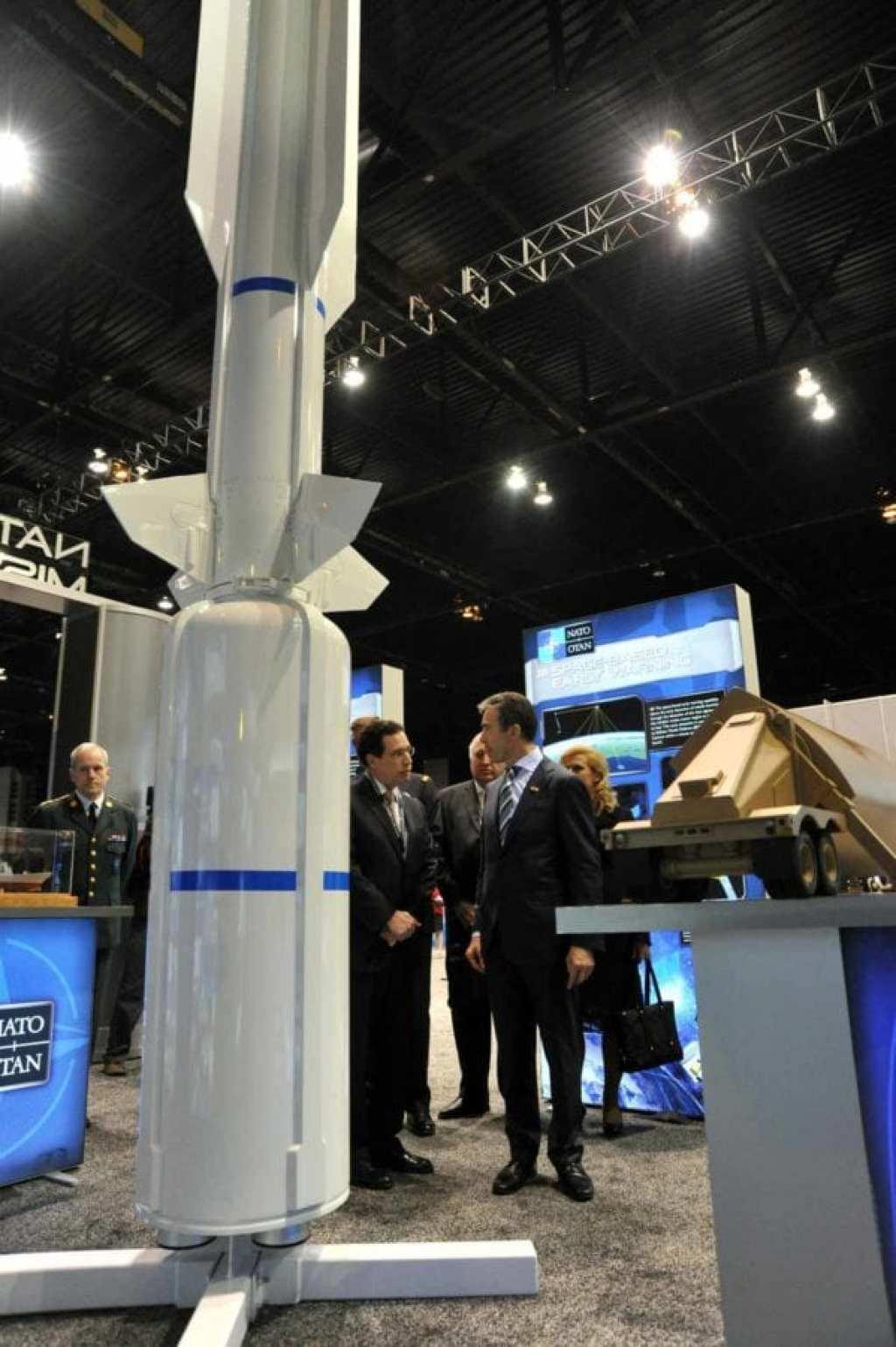 NATO Chicago Summit