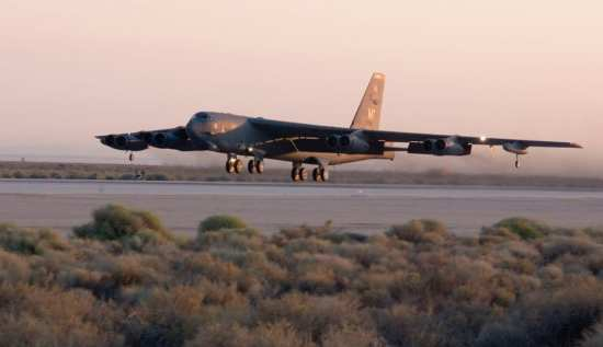 B-52 alternative fuels