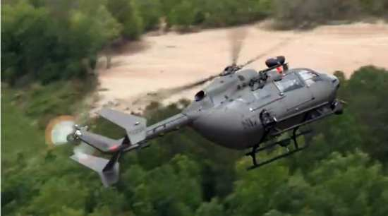 The UH-72A Lakota