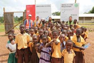 AFRICOM Ghanaian School