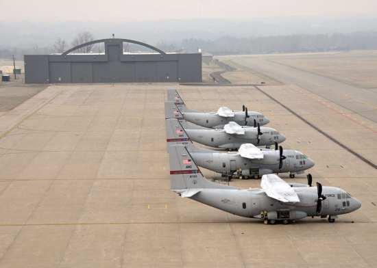 C-27J Spartans