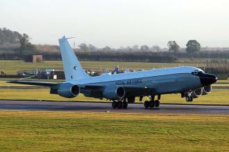 RC-135W Rivet Joint