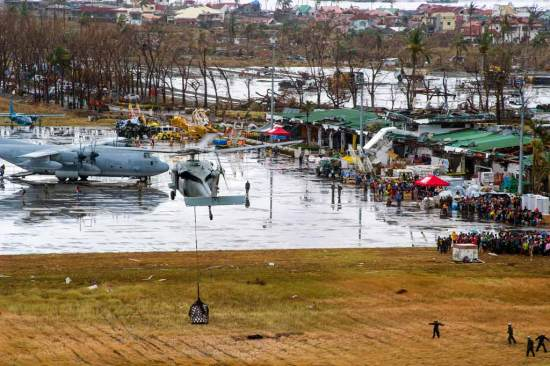 Operation Damayan: The U.S. Response to Typhoon Haiyan | Photos