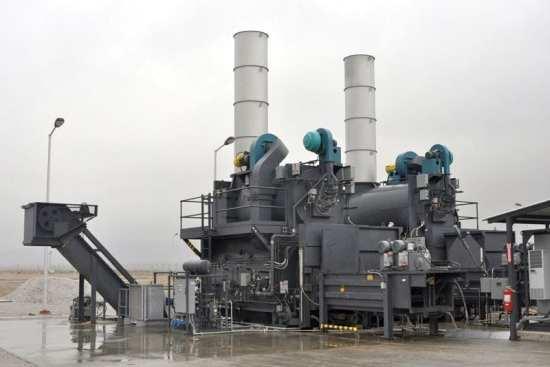 twin incinerators Bagram Afghanistan