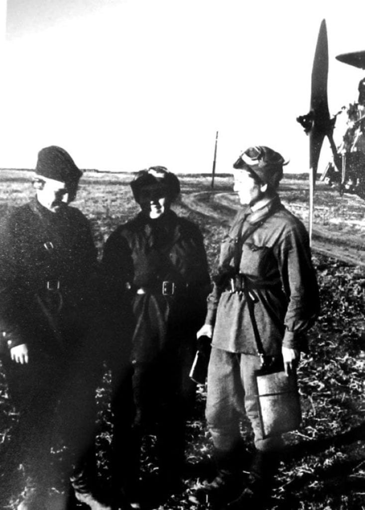 Female Soviet Pilots