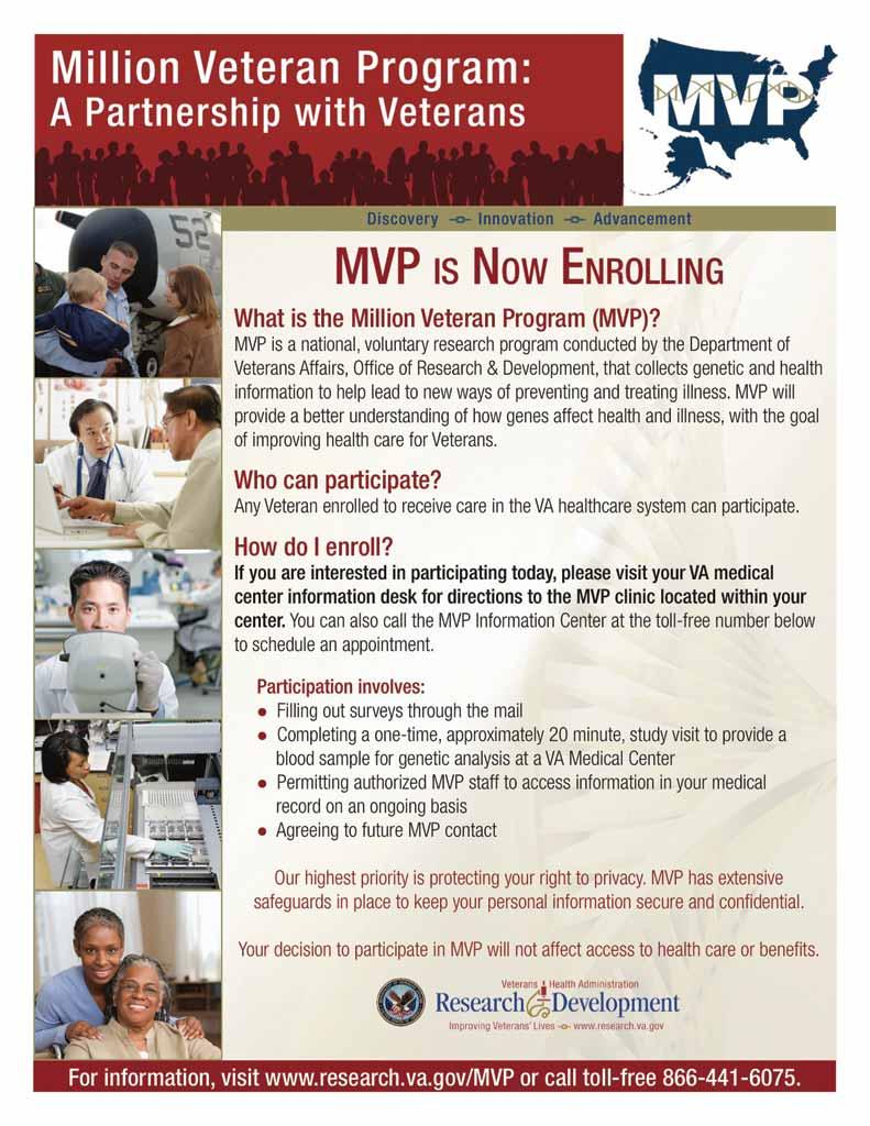 Million Veteran Program (MVP)