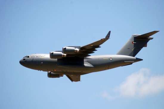 UAE C-17 Globemaster III