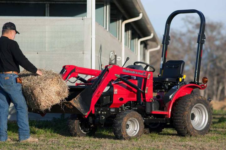 Mahindra Max-22 Tractor