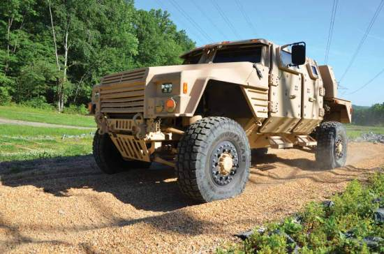Lockheed Martin Joint Light Tactical Vehicle (JLTV)