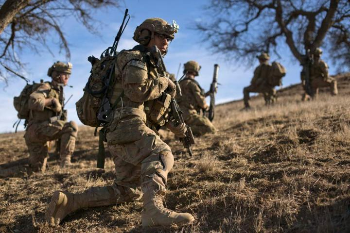 Interview with 75th Ranger Regiment Commander Col. Christopher Vanek