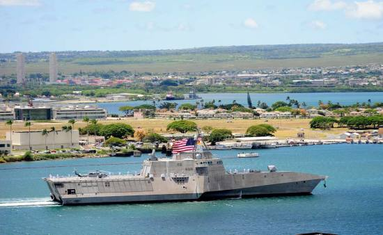 Independence Pearl Harbor