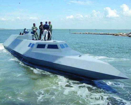 SEALION II maritime mobility