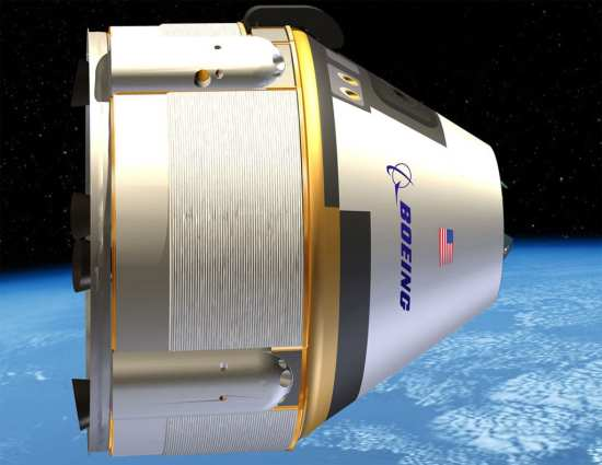 Boeing CST-100 | Video