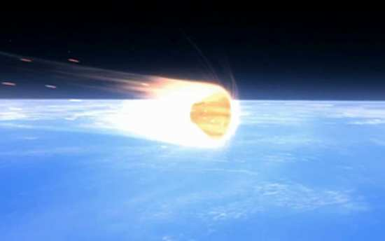 NASA Orion: Trial by Fire | Video