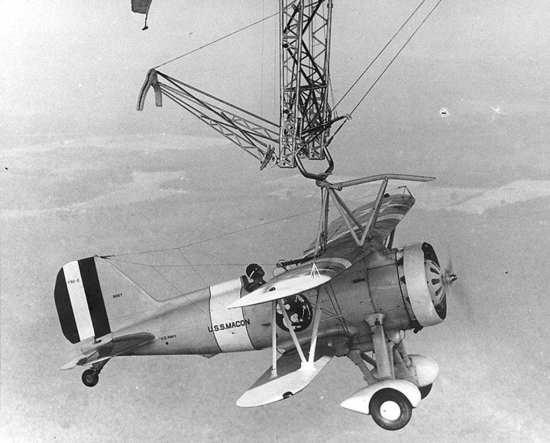 F9C-2 parasite fighter