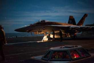 ISIL airstrikes Nov 7-10