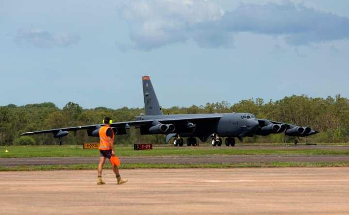 B-52 Darwin