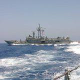 USS Samuel B. Roberts, Perry-class Frigate FFG58
