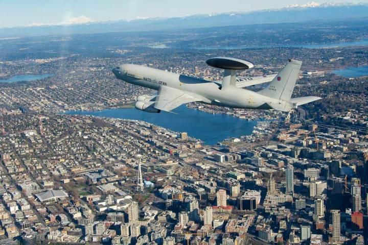Boeing AWACS mods