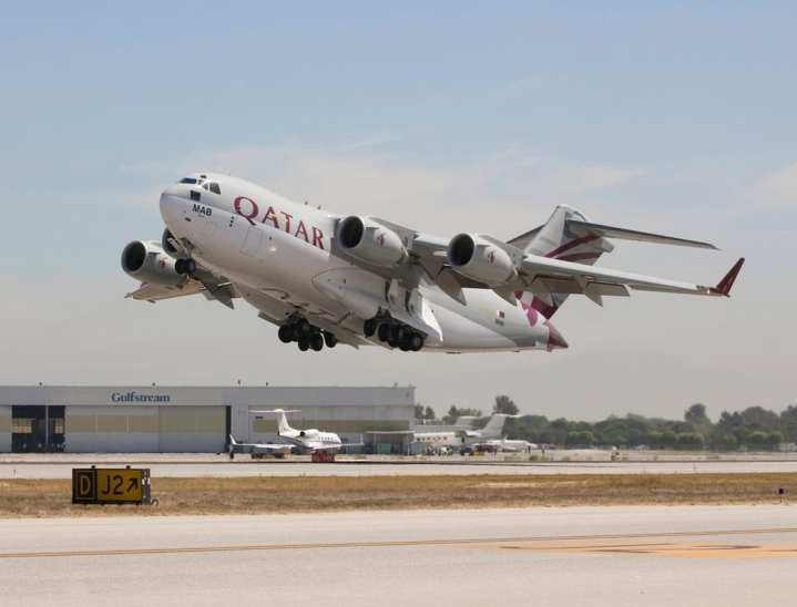 Second Qatar C-17