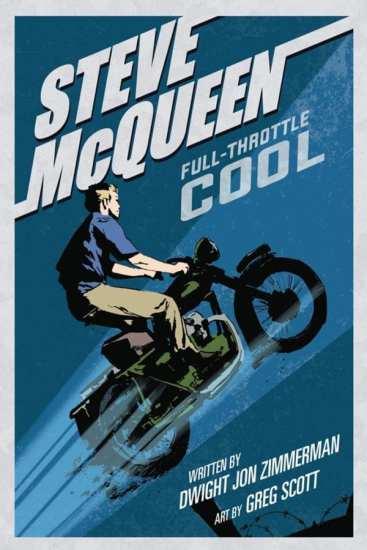 Steve McQueen cover