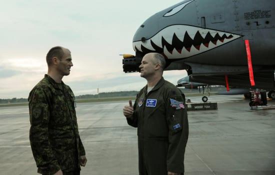 Commanders, Estonia