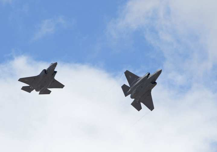 First F-35As arrive at Hill AFB