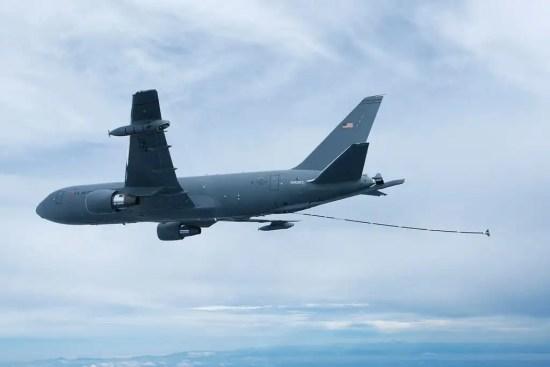 KC-46A centerline drogue