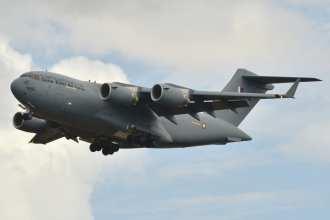 Boeing C-17A Globemaster III Qatar