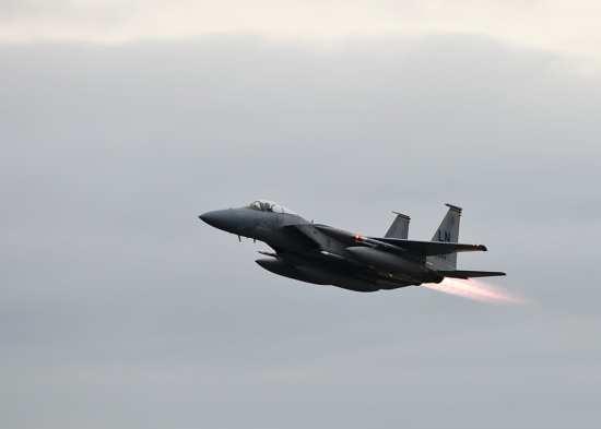 F-15C Lakenheath