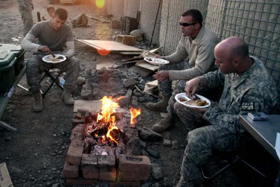 Military Thanksgiving | Photo Gallery