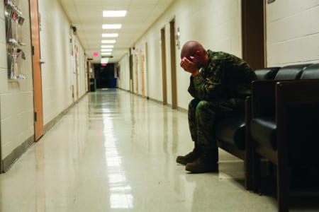 Research on PTSD