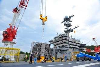 SPS-48 radar upgrade