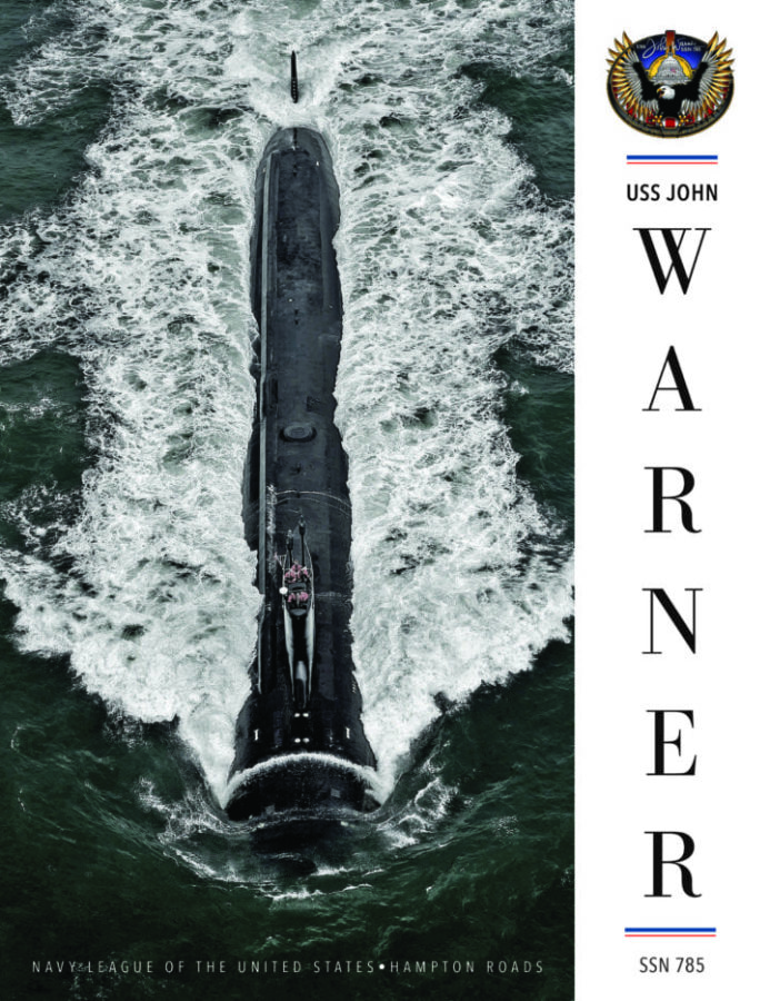 USS John Warner Cover Image
