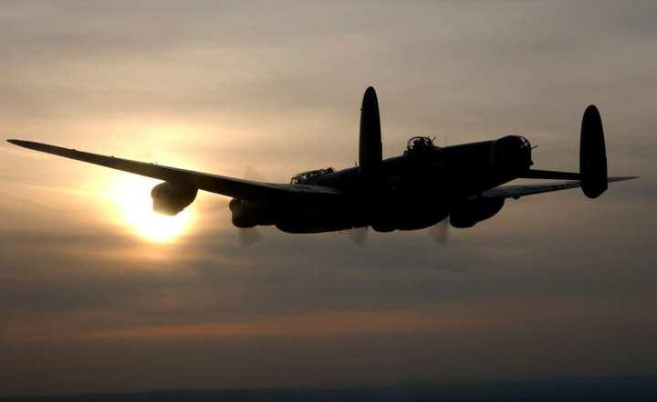 Lancaster RAF BBMF