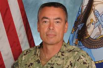 Rear Adm. Brian L. Losey U.S. Navy photo