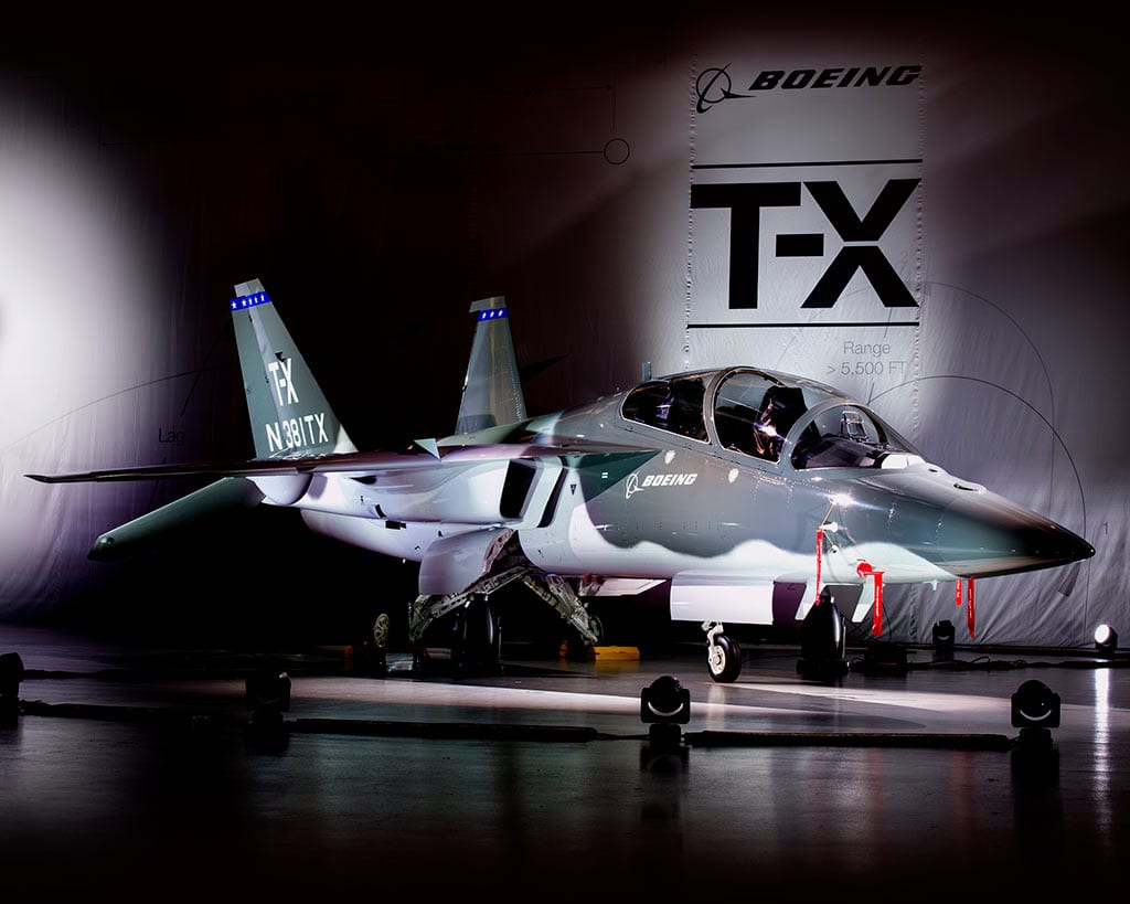 Defense Media NetworkBoeing Reveals Air Force T-X Competitor
